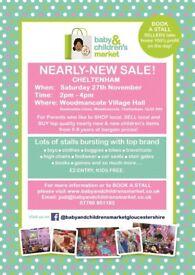 Baby & Children's Market Cheltenham