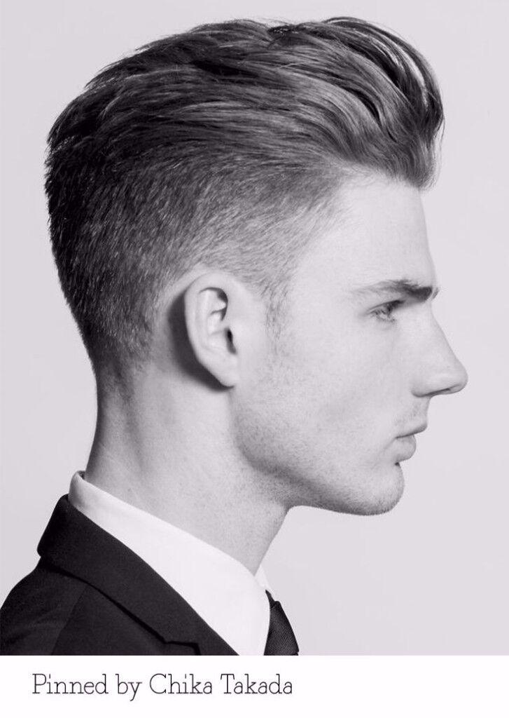 Short Hair Male Model Best Short Hair Styles