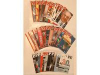 Selling Engineering Magazines