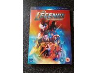 DC's Legends Of Tomorrow season 2 dvd
