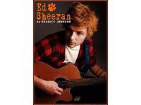 Ed Sheeran by Bradley Johnson @ Grosvenor Casino Sheffield