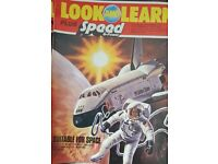 Vintage 1970's 'Look and Learn' magazine Edition Number 825