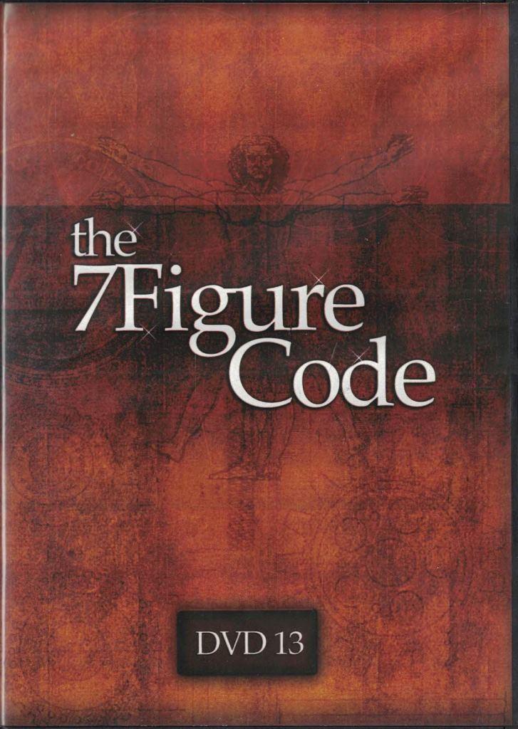 The 7 Figure Code Set Internet Marketing Ken McArthur Double Customers DVD No 13 - $9.89