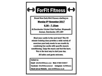 ForFit Fitness early bird