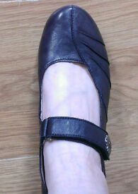 Remonte Dorndorf Leather Shoes Size 5/5.5