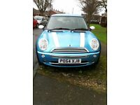 Mini one Hatchback 54 Reg in very nice condition MOT Ready to go New tyres all good Look at the car