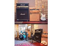 Recording Production Music Studio - Trident Mixing Desk / Neuman U87 / SSL / Neve / Avalon 737 - LDN