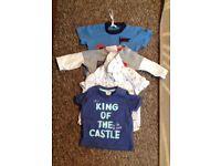 Boys clothes newborn to 3 months
