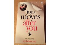 Jojo Moyes 'After You' paperback-New!