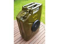 Genuine WWII 1944 Jerry Can Bluetooth Speaker