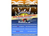 Learn To Dance Salsa!