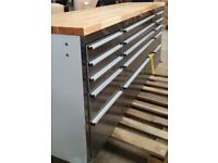 toolbox stainless steel 72 inch