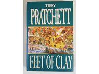 Terry Pratchett - Feet of Clay - 1st Edition 1996