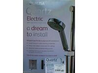 Aqualisa 10.5kw electric shower preloved and used for sale.