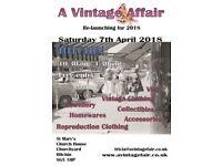 A Vintage Affair - 7th April