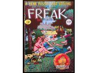 Freak Brothers: 'Number 3' Comic (British Reprint)