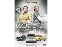 Wheeler Dealers Series 10 box set