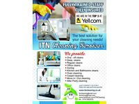 Domestic and Office cleaning. Housekeeping and Maid sevices. Outstanding quality and Great prices.