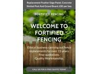 Fortified Fencing And Landscaping