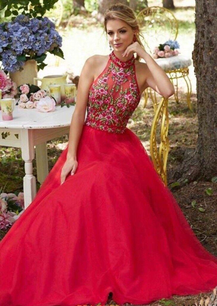640ba6c87bd Mori Lee Prom Dress for sale