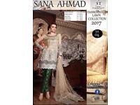 Pakistani Indian Asian stitched suit small size