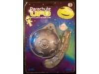 Catapult Launched 'Parachute UFO With Glow In The Dark Alien' (new)