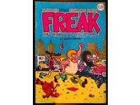 Freak Brothers: 'Number 2' Comic (British Reprint)