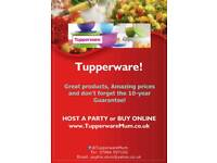 Tupperware is back in Norfolk