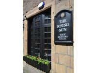 The Rising Sun - Part Time Position Available
