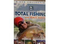 TOTAL FISHING with MATT HAYES (box set)