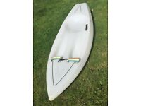 Surf Ski , Wave Rider. 2.3 meters. Lightweight paddle available.