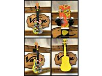 Spongebob Soprano Ukulele Outfit - With Carry bag, plectrum & pitch pipe