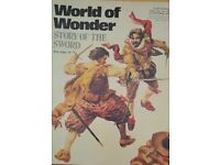 Vintage 1970's 'World of Wonder' magazine edition number 243.