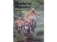 Vintage 1970's 'World of Wonder' magazine edition number 222.