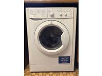 Indesit Washing Machine & Dryer (washer dryer), free standing, in excellent working order