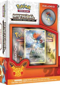 Pokemon TCG Mythical Collection: Keldeo / Pokemon Trading Card Game