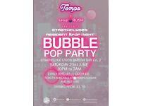 Tempo X Seoulrush Bubble Pop Party 3