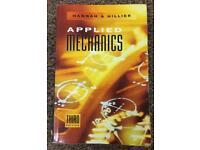 Applied mechanics paperback by Hannah & Hillier