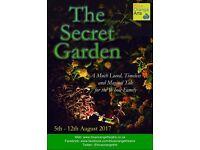 The Secret Garden Theatre Show, Birmingham