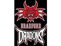 BASKETBALL - BRADFORD DRAGONS V READING ROCKETS