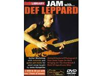 Lick Library Jam with Def Leppard