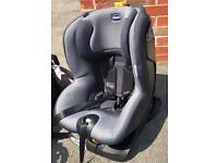 Chicco isofix car seat