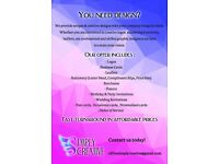 Professional graphic design : Signs, Leaflets, Business cards, Brochures, Wedding&Party Invitations