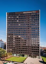Shared & Co-Working Space Office Space in Manchester City Centre, M1 | £62.50 pw