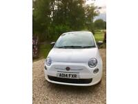 Fiat 500 1.2 Pop White 2014 £4300 ono
