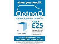 Ootnoo Ltd - Economical Rubbish and Junk Removal, Waste Clearance, Rubbish Disposal Edinburgh