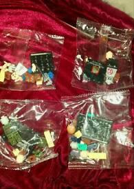 Walking dead lego figures
