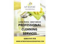 End of Tenancy, Deep Clean, Domestic Cleaning, Commercial, Airbnb, HMO