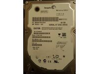 "Seagate Momentus 5400.2 60GB 2.5"" Laptop HDD Hard Disk Drive ST96812AS"