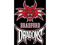 Bradford Dragons v Westminster Warriors Sunday 23rd October 2016 4.15pm